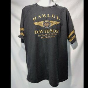 Harley Davidson VooDoo French Quarter T-Shirt XL